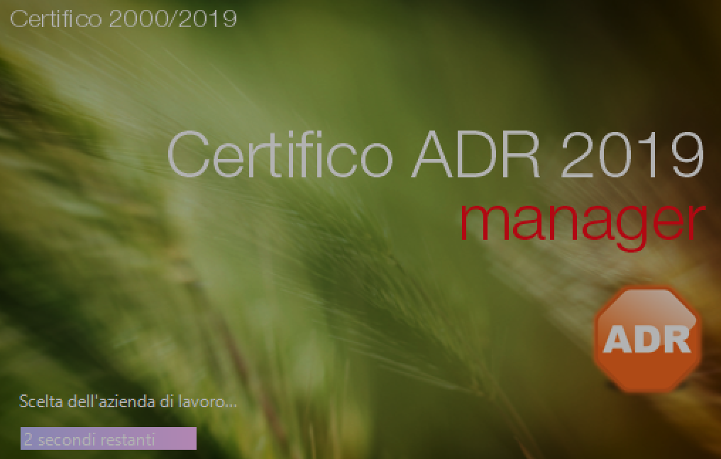 Certifico ADR Manager 2019 Build 2 | Feb. 2019
